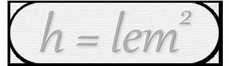 h=lem squared